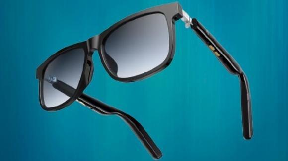 Ufficiali gli occhiali smart Soundcore Frames con design modulare