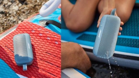 Bose ufficializza lo speaker portable corazzato SoundLink Flex