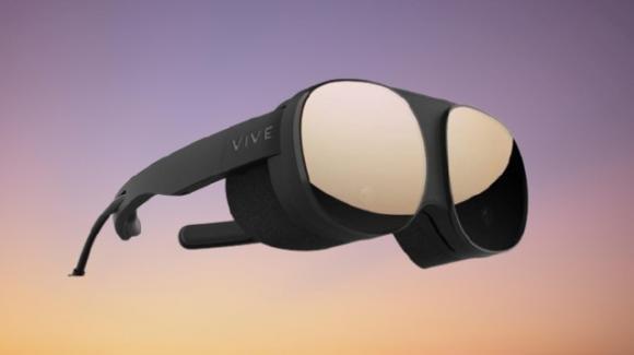 HTC Vive Flow: ufficiale il nuovo visore per l'intrattenimento personale