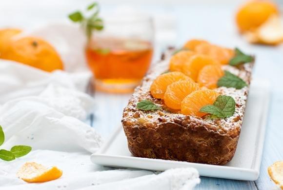 Torta di clementine, detta anche mandarancio