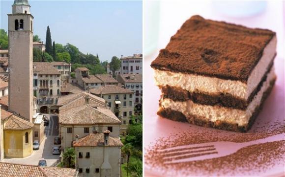 La difesa dei cibi tipici, il tiramisù inventato a Treviso