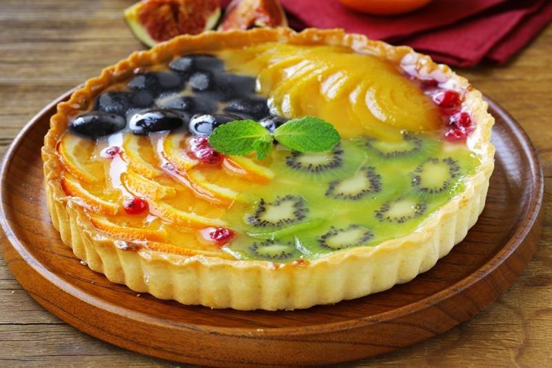 Ricetta Pasta Frolla X Crostata Di Frutta.Crostata Alla Frutta Ricetta E Varianti Della Crostata Di Frutta Fidelity Cucina