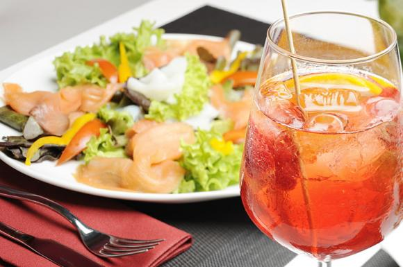 Aperol Spritz Jelly: Gordon Ramsey reinterpreta l'aperitivo veneziano