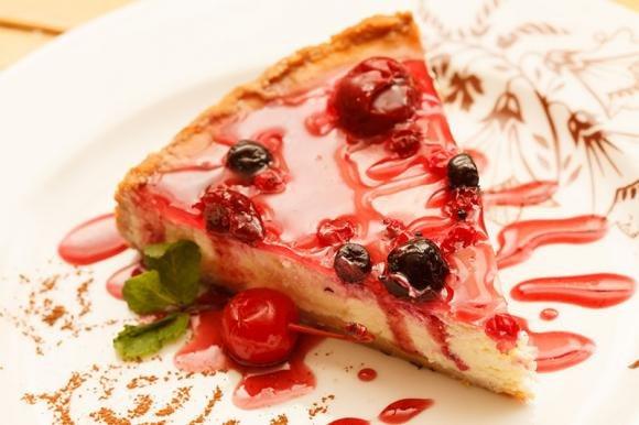 Ricetta Cheesecake al forno