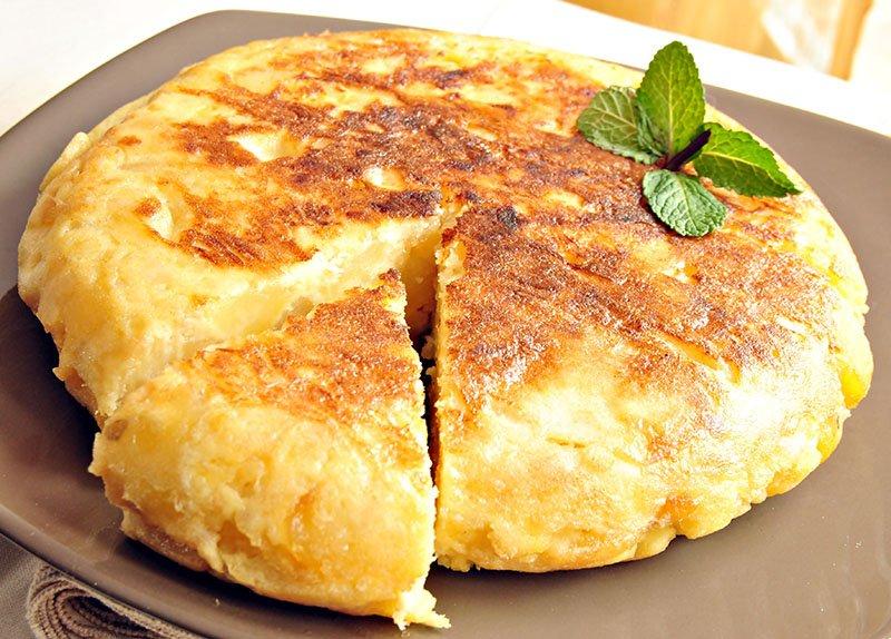 Ricetta Tortillas Patate E Cipolla.Frittata Di Patate Ricetta Classica E Variante Al Forno Fidelity Cucina