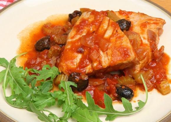 Cucinare il Pesce Spada alla Ghiotta con il Bimby