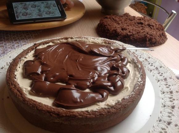 Bagno Nella Nutella.Ricetta Torta Alla Nutella Fidelity Cucina