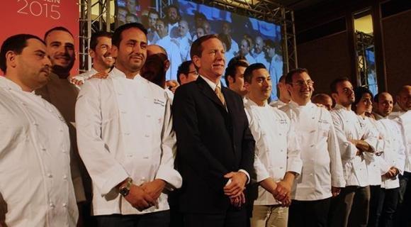 27 chef italiani tra gli stellati della Guida Michelin