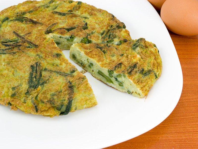 Ricetta Frittata Con Asparagi.Ricetta Frittata Di Asparagi Fidelity Cucina