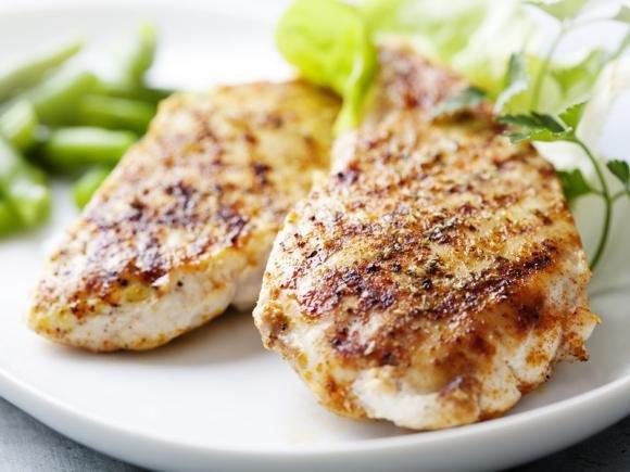 Petto di pollo all'aceto balsamico