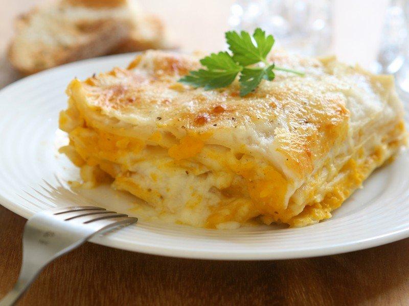 Ricetta Lasagne Di Zucca.Ricetta Lasagne Alla Zucca Fidelity Cucina
