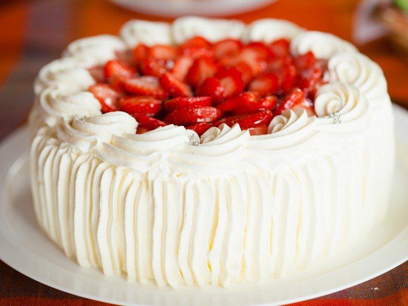 Ricetta Torta Panna E Fragole Fidelity Cucina