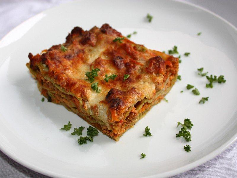 Ricetta Lasagne Verdi Alla Bolognese.Ricetta Lasagne Verdi Alla Bolognese Fidelity Cucina
