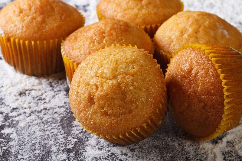 Ricetta Muffin Alle Carote.Ricetta Muffin Di Carote E Mandorle Fidelity Cucina
