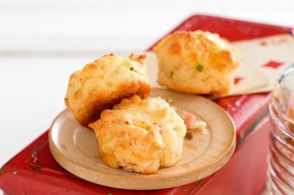 Muffin al prosciutto cotto Bimby