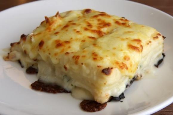 Ricetta Delle Lasagne Ai Quattro Formaggi.Lasagne Bianche Ai Quattro Formaggi Fidelity Cucina