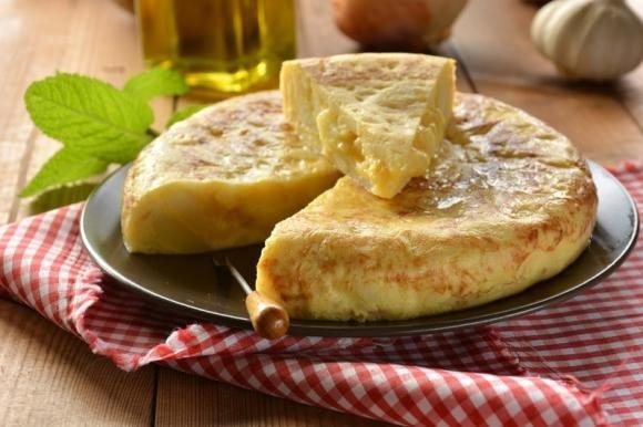 Tortilla de patatas