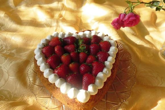 Cheesecake al forno con ricotta