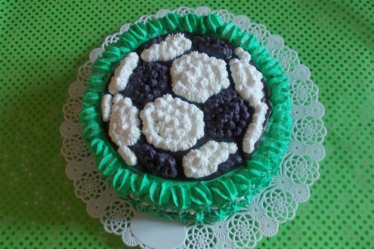 Torta Pallone Di Calcio Fidelity Cucina