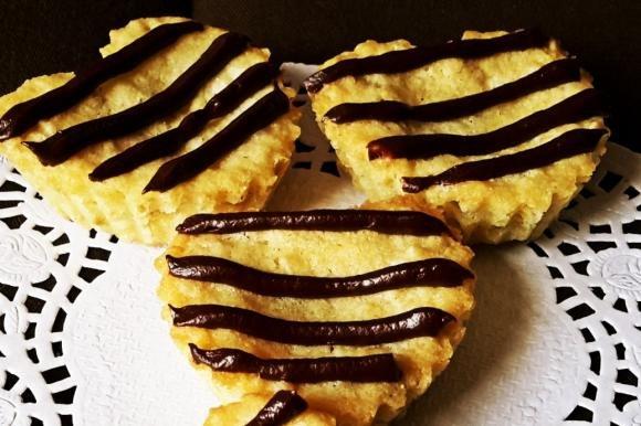 Cookies con fiocchi d'avena e cioccolato Bimby