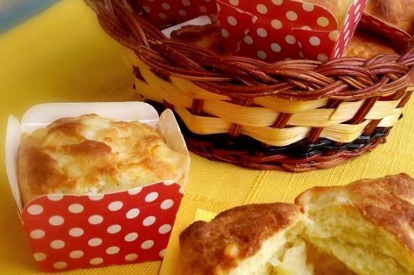 Muffin al formaggio Bimby