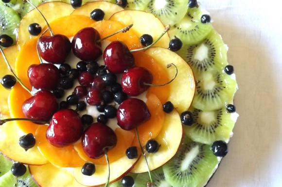 Cheesecake alla frutta