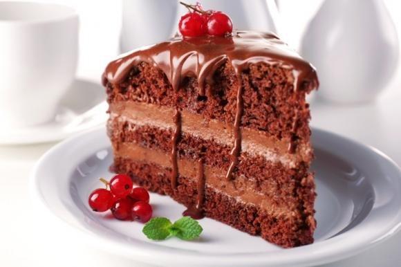 Torta cioccolato e ricotta con crema al mascarpone