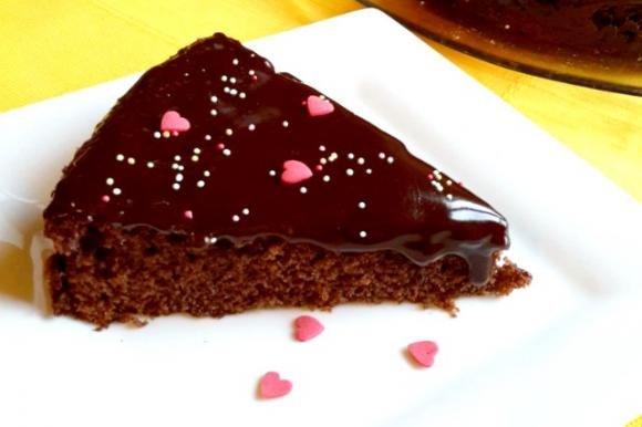 Torta al cioccolato e kefir Bimby