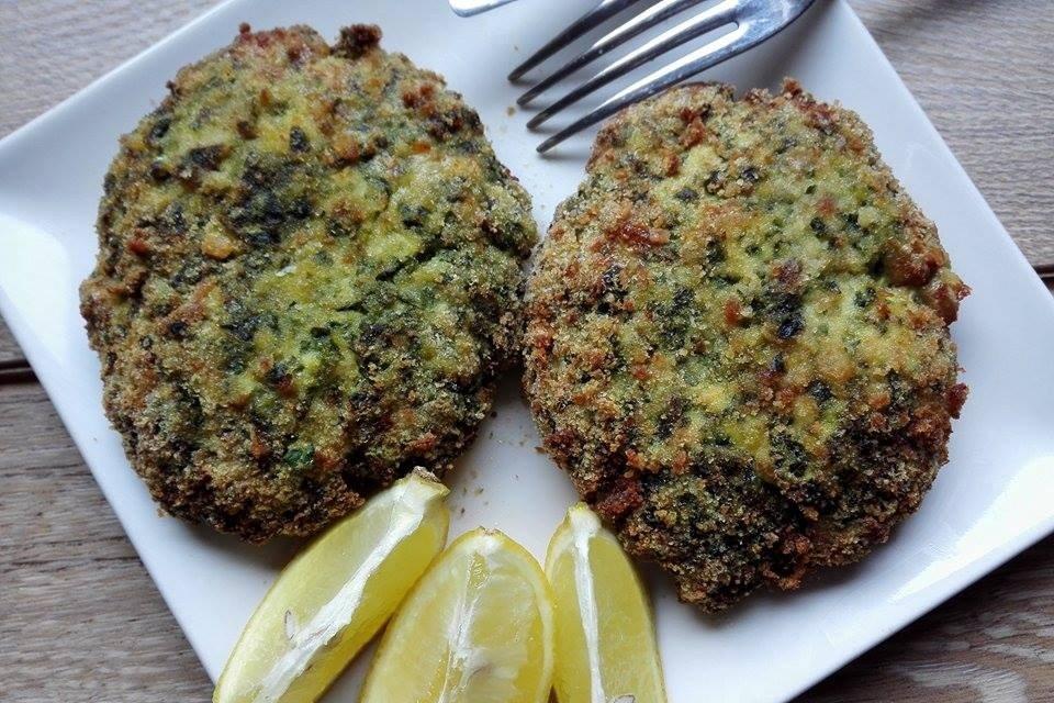 Famoso Hamburger pollo e spinaci - Fidelity Cucina RG96