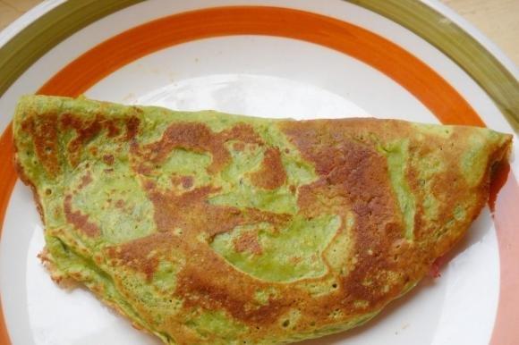 Pancake salati con silene