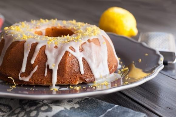 Ciambellone al limone senza glutine