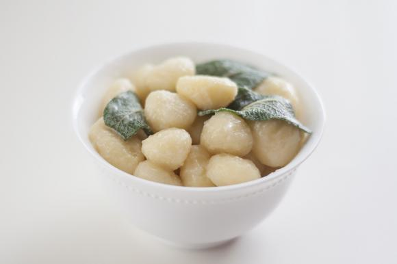 Gnocchi di patate burro e salvia