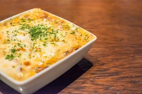 Lasagne di verdure cremose