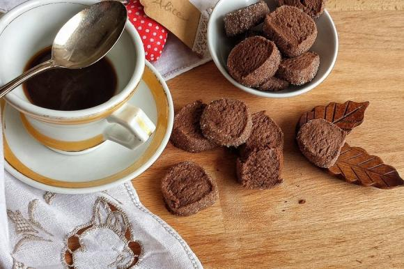 Pepite di cioccolato e caffè senza glutine