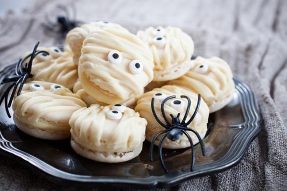 Macarons mummia
