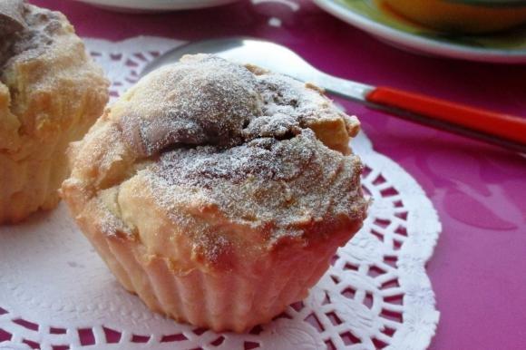 Muffin brioche Bimby