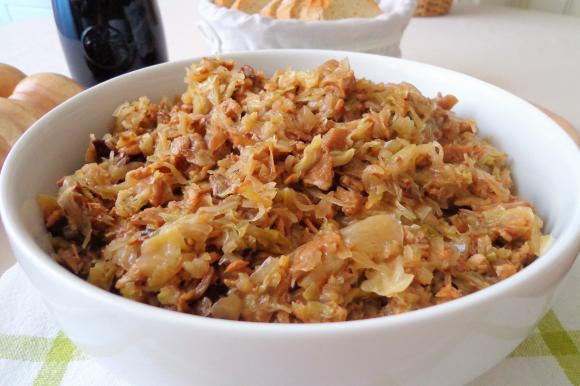 Bigos polacco con crauti