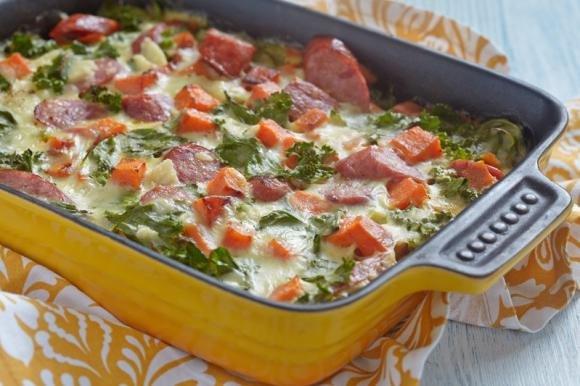 Lasagne di zucchine e carote gratinate