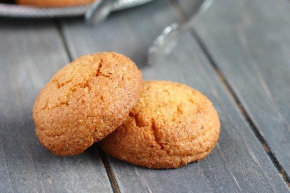 Biscotti mandorle e arance