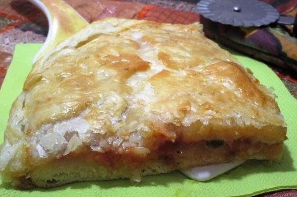 La pizza parigina Bimby