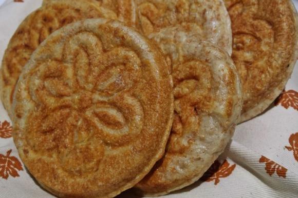 Tigelle montanare con farina integrale