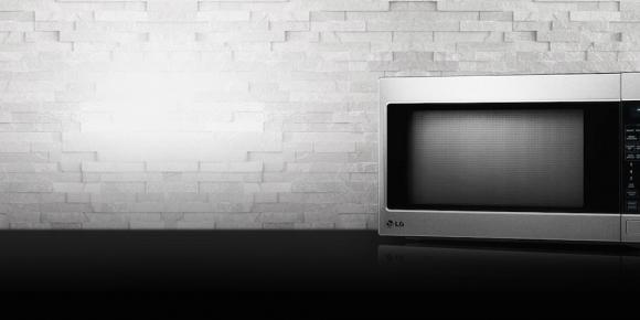Forni a microonde LG NeoChef: performance e design per i migliori risultati in cucina
