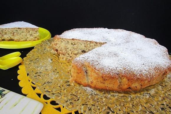 Torta rustica con muesli