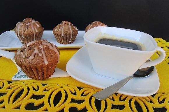 Tortini con farina di mais e cacao