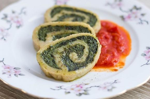 Ricetta Gnocchi Di Spinaci E Ricotta Bimby.Rotolo Di Gnocchi Con Ricotta E Spinaci Fidelity Cucina