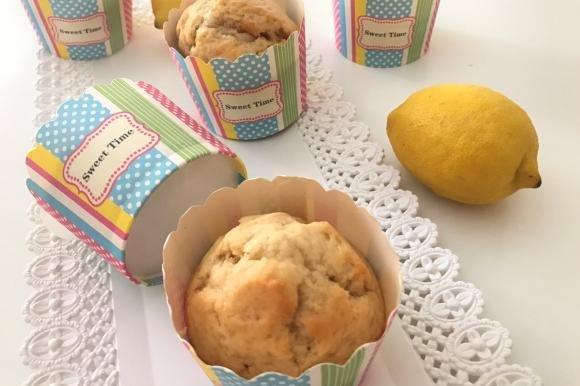 Muffin al limoncello