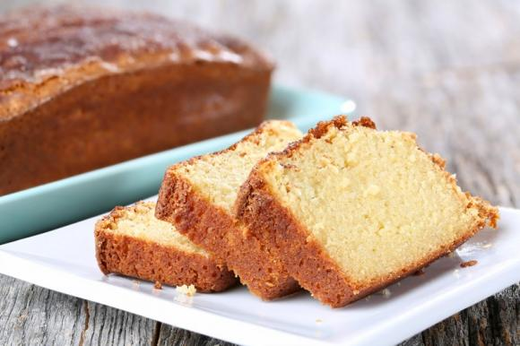 Plumcake allo yogurt all'arancia