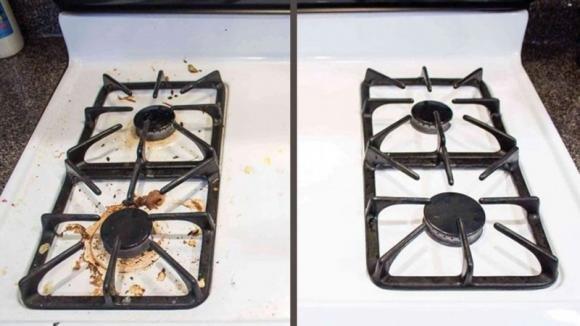 Come pulire il piano cottura senza usare inutili prodotti costosi