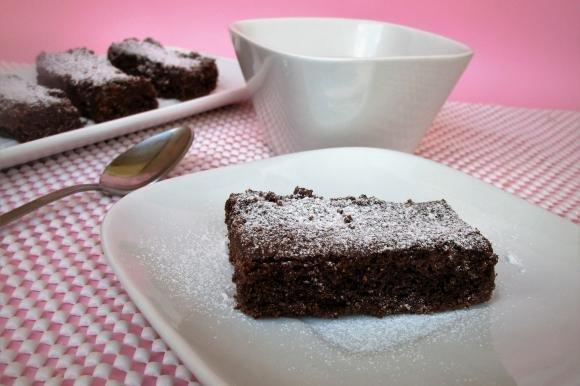 Dolcetti al cacao con farina di mais