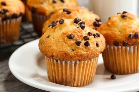 Ricetta Muffin Semplice.Muffin 5 Minuti Fidelity Cucina
